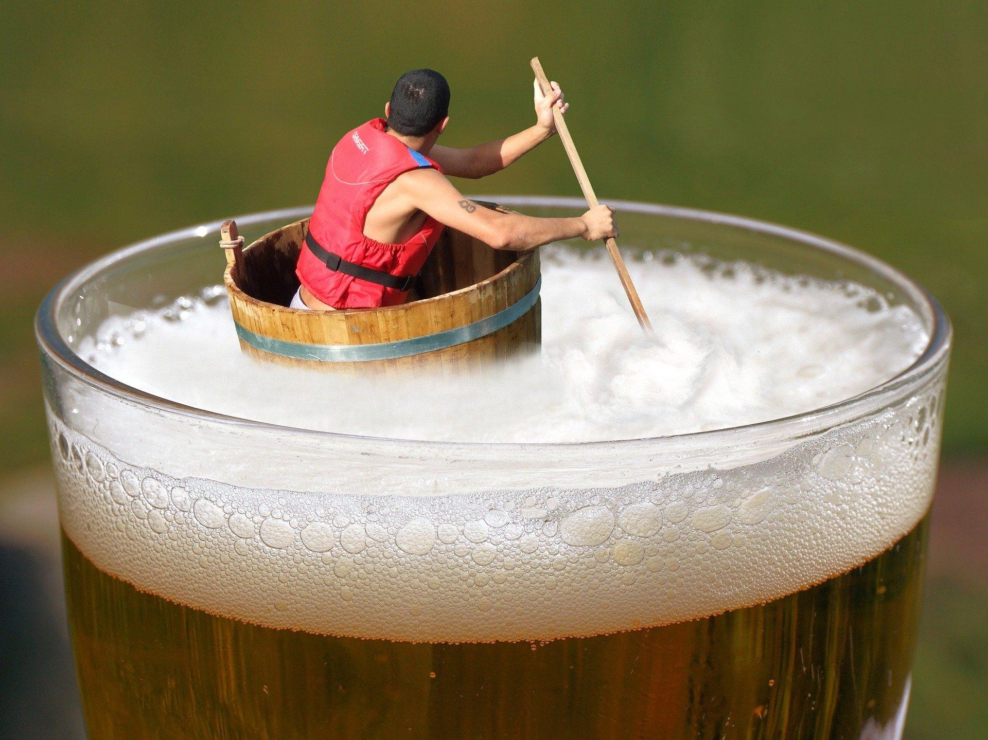 Опасности употребления пива